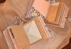 recycled-scrapbook-statonery-supplies