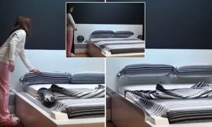 Ohea_smart_bed_smart_home