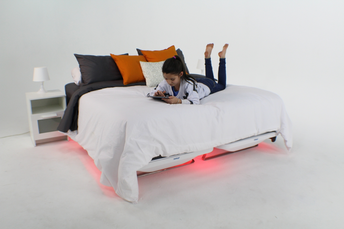 Be Amazed By These Smart Hi Tech Beds The Smart Home Decor